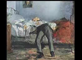 Edouard Manet, Suicidio (1877)