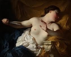 El Suicidio de Lucrecia de Troy