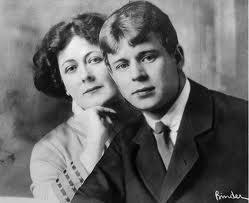 Isadora Duncan y Sergei Yesenin