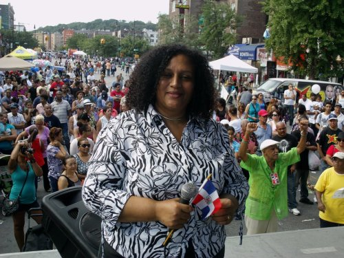 Jacqueline Güílamo / Activista Comunitaria