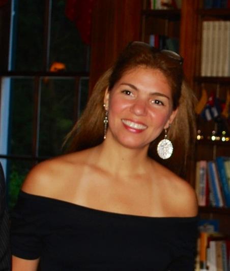 Poeta y escritora Karina Rieke