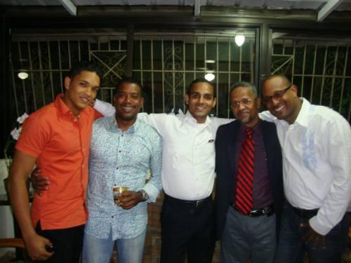 MIS SOBRINOS Y YO: Victor-Jorge-Daniel-YO-Jorge